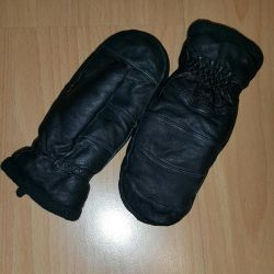 Шкіряні рукавички bogi
