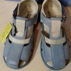 Yeni sandalet f.kotofey
