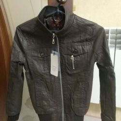 New d / s jackets for boys from 7 to 13 years