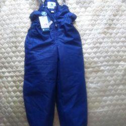 Pantolon yeni yalıtılmış LUHTA