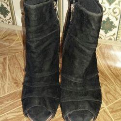 Οι μπότες του αστραγάλου 40