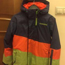 Açık hava etkinlikleri için ceket (kayak)