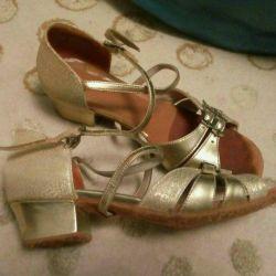 Balo Salonu Dans Ayakkabıları