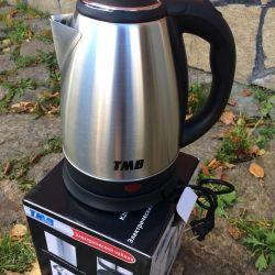 New kettle 1.8 l