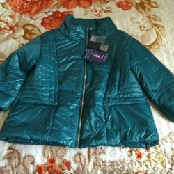 Jacket for women demi-season 48