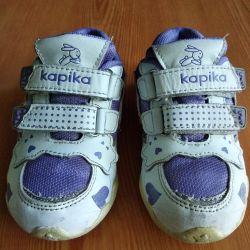 Ανδρικά παπούτσια Kapika 23r.dlya κορίτσια