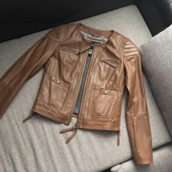Leather Jacket MAX & Co