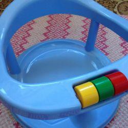 Bathing chair