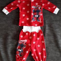 Pajamas new suit 62r