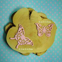 # 22J - A set of butterflies.