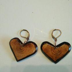 Original gift earrings