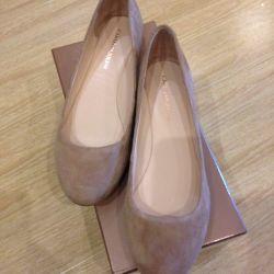 Παπούτσια Μπαλέτου Carlo Pazolini
