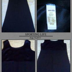 Dress. (Britain) Polyester-100% .48-50razm.
