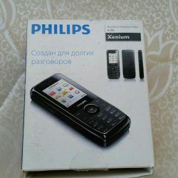 Φορητό τηλέφωνο Xenium της Philips