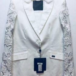Philipp Plein ❤️Chrome denim jacket, ori