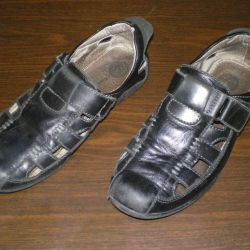 Flois-Kids leather shoes