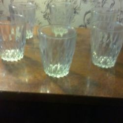 Glasses made of glass