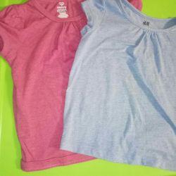 Μπλουζάκια 2 τεμ
