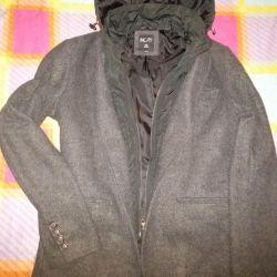R.46.2 to 1. Short gray coat