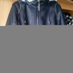 Sheepskin coat for women