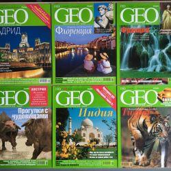 GEO Magazine 2002