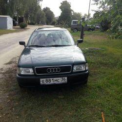Headlights on Audi 80v4