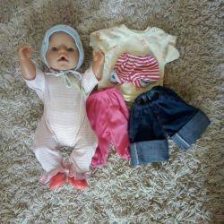 Επείγοντα. Κούκλα βρεφών