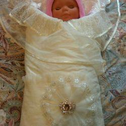 Конверт (одеяло) для принцессы