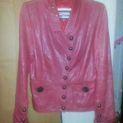 ?Leather Jacket for women 100% leather size44-46