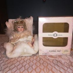 Porcelain doll Remeco Collection