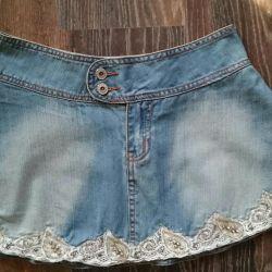 New skirt. Italy rr. 42-44. S-m