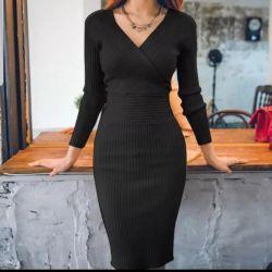 Платье лапша one size