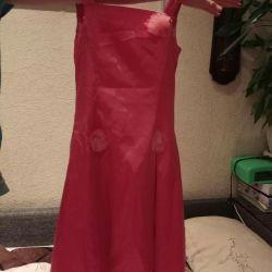 Elegant dress for the girl, growth 146