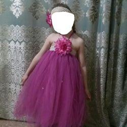 Costum elegant pentru fata