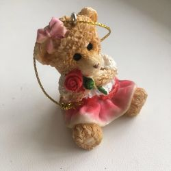 Figurine bear