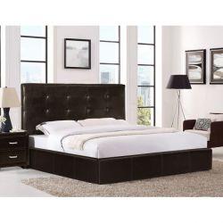 Садовий ліжко з кавовим зберіганням PU 1