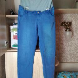 Jeans pregnant