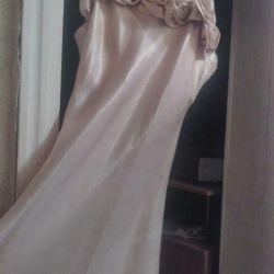 Плаття до підлоги вечірній