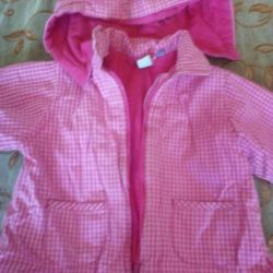 Jacket for baby 1-1.5 years