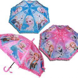 Зонт детский для девочек Холодное сердце