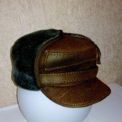 καπέλο naturalka