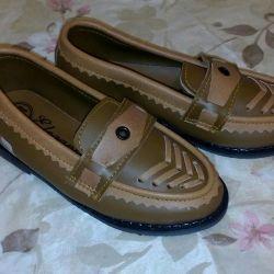 Pantofi 25r-r., Nou