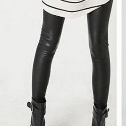 Leggings are warm, with fur. 44-46r. New.