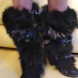 Wonderful warming boots
