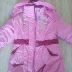 Jacket and Lemming Jumpsuit
