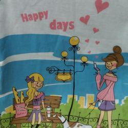 Туника (блузка) для девочки.