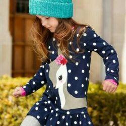 Children's dress new