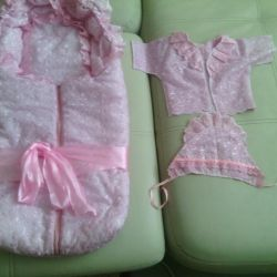 I will sell a set for the newborn.