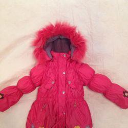 Super warm jacket + gift