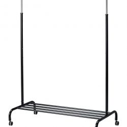 Floor hanger, bel.chern. Adjust the height.